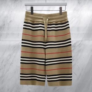 Burberry Men's Kentond Drawcord Striped Shorts